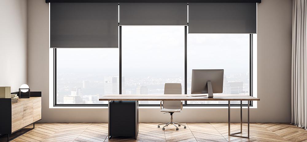 commercial building blinds