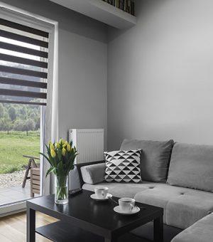 custom office blinds