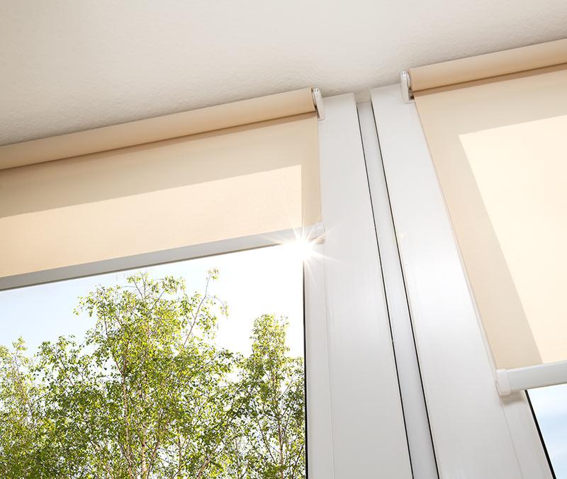 window blinds light management
